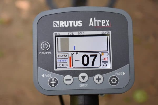 Rutus Atrex Display